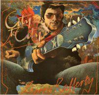 * LP *  GERRY RAFFERTY - CITY TO CITY (EEC 1978 Fame) - Rock
