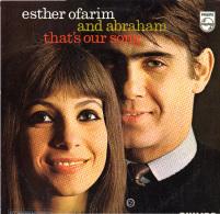 * LP *  ESTHER AND ABRAHAM OFARIM - THAT'S OUR SONG (Holland 1965) - Wereldmuziek