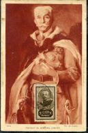 MAROC - N° 106 / CARTE MAXIMUM, MARECHAL LYAUTEY, OBL PORT LYAUTEY LE 31/8/1935 - SUP - Lettres & Documents