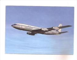 CPSM Dans Le Ciel De FRANCE BOEING 707B Intercontinental AIR FRANCE - 1946-....: Moderne