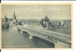 CPA  Konstanz  Bodensee (709) Neue Rheinbrucke - Sonstige