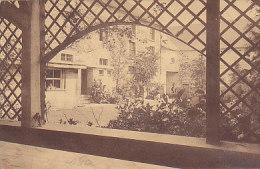 Hostellerie De Champlon (un Coin De La Cour Intérieure) - Tenneville
