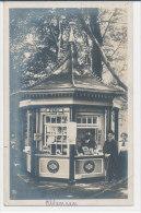 HAMBURG ALTONA OTTENSEN VERKAUFSPAVILLON CIGARREN FABRIK KABEL  FELDPOST  VOYAGEE  1916 Etat Voir 2 Scans - Altona