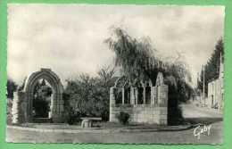 19 NEUVIC-d'USSEL - Les Ruines Du Couvent De Saint-Porjet - Francia
