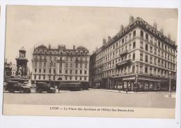 LYON La Place De Jacobins - Lyon
