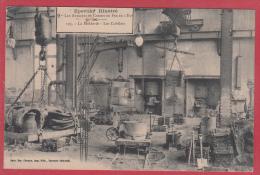 EPERNAY --> Les Ateliers Du Chemin De Fer De L´Est. La Fonderie. Les Cubilots - Epernay