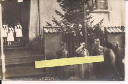 Vosges Alsace 9eme Cie Du 98e Régiment De Marche Libération Défilé Alsaciennes Poilus 14/18 1914-1918 Ww1 WWI 1wk - War, Military