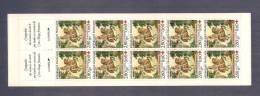 France, Carnet Croix-Rouge 2044, 2946a, Carnet Non Plié, Neuf **, TTB, Tapisserie De Saumur - Rode Kruis