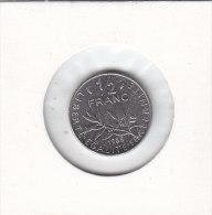50 CENTIMES Nickel LA SEMEUSE 1985 - Francia