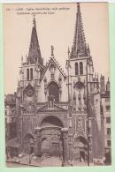 CPA - LYON - Eglise Saint Nizier, Style Gothique - Cathédrale Primitive De Lyon - Lyon