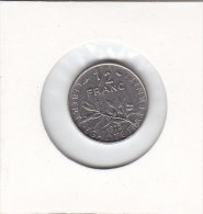 50 CENTIMES Nickel LA SEMEUSE 1972 - Francia