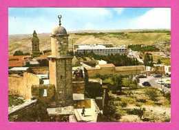 Vue De L´Hôtel Intercontinental De Jérusalem - Vu De La Place De L´Ascension - ASSALI SHOWROOMS - 1966 - Israel