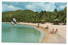 Curtain Bluff - Antigua West Indies - (9x14 Cm) - Antigua & Barbuda