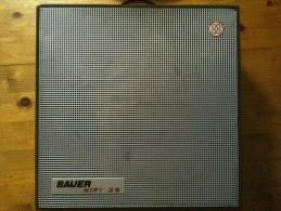 BAUER HIFI 35 - VINTAGE SOUNDBOX FOR PROJECTORS