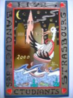 Patrick Hamm Banquet étudiant Pharmacien H2S Strasbourg 2000 (n°646) - Hamm