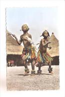 CPA AFRIQUE NOIRE Danses Africaines 1961 - Senegal