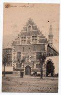 Cpa - Lessines - L'hôpital - La Façade - (cachet Militaire Au Dos 1917) - Lessines