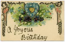 BIRTHDAY : A JOYOUS BIRTHDAY - Birthday