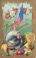 THANKSGIVING GREETINGS - Thanksgiving