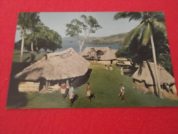 Fiji  9x14 Nasinu School - Figi
