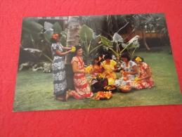 Fiji  9x14 Fijian Girls (B) - Figi