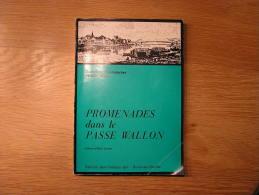 PROMENADE DANS LE PASSE WALLON Régionalisme Liège Glons Spa Seraing Vrilleurs Comète Halley 1910 Verviers - Belgique