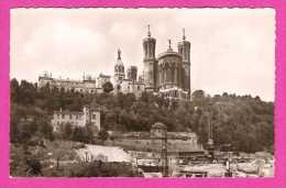 Lyon - Notre-Dame De Fourvière - Jardin Du Rosaire - Construction - GLATIGNY - Lyon