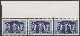 N° 852 75ème Anniversaire De L'U.P.U. Bloc De 3 Timbres - Nuevos