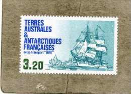 """TAAF : Navire De Liaison Avec La Mission Antarctique : Aviso Transport """"Eure"""" - Bateaux - Ttransport - - Terres Australes Et Antarctiques Françaises (TAAF)"""