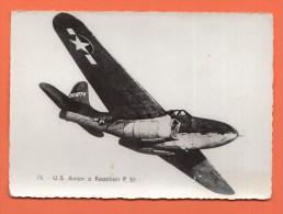 Aviation Avion 75 US Avion à Réaction P59 - 1939-1945: 2ème Guerre