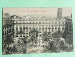 BARCELONA - Plaza REAL - Barcelona