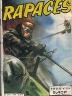 Rapaces - Mensuel N° 395 - 1983 - Rapaces