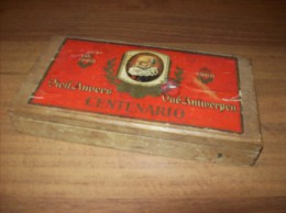 Old Tobacco Books - Centenario - Livres