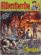 Rintintin Mensuel N°18 - 1971 - Rintintin
