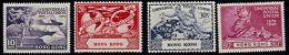 O0012 HONG KONG 1949, SG 173-76 75th Anniv Universal Postal Union, Mounted Mint - Hong Kong (...-1997)