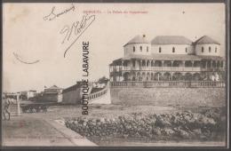 DJIBOUTI --Le Palais Du Gouverneur - Gibuti