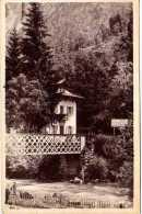 74 SERVOZ  -  Haute SAVOIE - Gorges Et Pont De La Diosaz - France