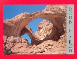 U.S.A.  UTAH  -  ARCHES NATIONAL PARK  -  16  Double Arch  ( 1989 ) - Autres