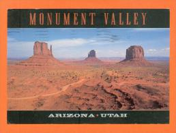 U.S.A.  UTAH  -  1004  MONUMENT VALLEY  ( 1993 ) - Autres