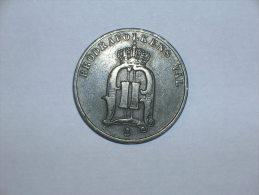 Suecia 2 Ore 1881 (5176) - Suecia
