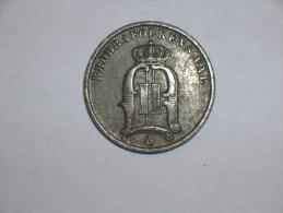 Suecia 2 Ore 1895 (5182) - Suecia