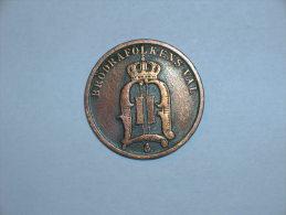 Suecia 2 Ore 1900 (5185) - Suecia