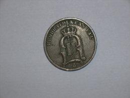 Suecia 2 Ore 1904 (5187) - Suecia