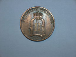 Suecia 2 Ore 1905 (5188) - Suecia