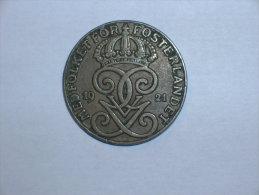 Suecia 2 Ore 1921 (5191) - Suecia