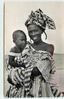 MERE ET ENFANT- Guinée. - Guinea