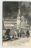 COLOMBO  -  Statue De Sir H. Wards De La Dent De Bondha. - Sri Lanka (Ceylon)