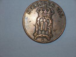 Suecia 5 Ore 1907 (5201) - Suecia