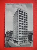 Fiume-Rieka Grattacielo Di Piazza..;TRAMWAY - Croatia