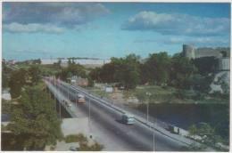 Tallin: VAN & AUTOBUS/COACH - The Friendship Bridge - Estonia/Estland/Estonie/Eesti - PKW